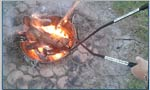 The Campfire Claw